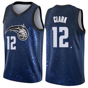 Men's Gary Clark Orlando Magic Nike Swingman Blue Jersey - City Edition