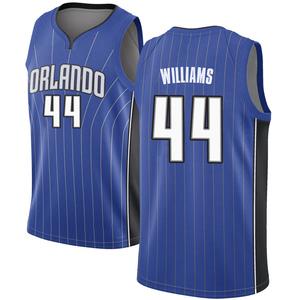 Men's Jason Williams Orlando Magic Nike Swingman Royal Jersey - Icon Edition