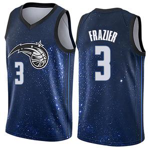Men's Melvin Frazier Orlando Magic Nike Swingman Blue Jersey - City Edition