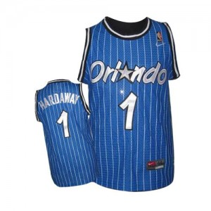 Men's Penny Hardaway Orlando Magic Nike Authentic Royal Blue Throwback Jersey