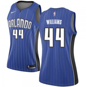 d254736da Women s Jason Williams Orlando Magic Nike Swingman Royal Jersey - Icon  Edition