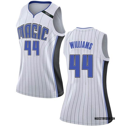 Women s Jason Williams Orlando Magic Nike Swingman White Jersey -  Association Edition 2247af8da