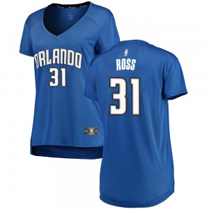 Women's Terrence Ross Orlando Magic Fanatics Branded Swingman Royal Fast Break Jersey - Icon Edition