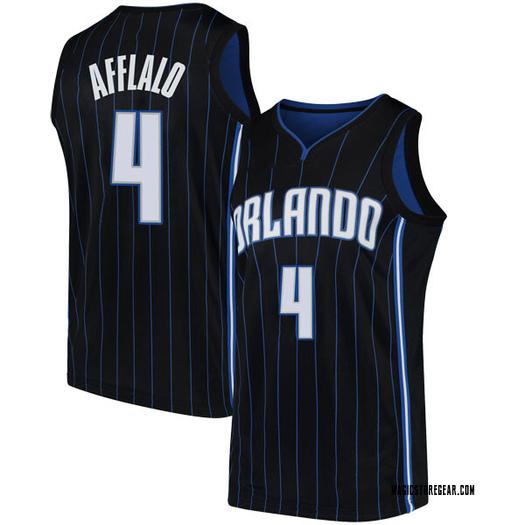 Youth Arron Afflalo Orlando Magic Nike Swingman Black Jersey - Statement Edition