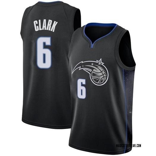 Youth Gary Clark Orlando Magic Nike Swingman Black 2018/19 Jersey - City Edition
