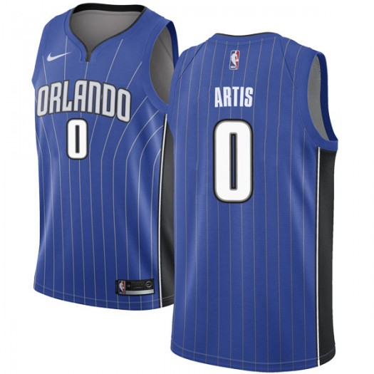 Youth Jamel Artis Orlando Magic Nike Swingman Royal Jersey - Icon Edition