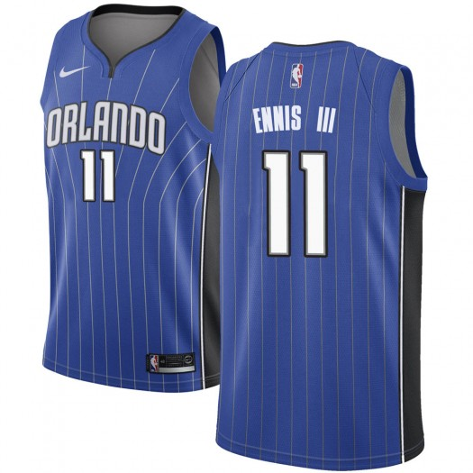 Youth James Ennis III Orlando Magic Nike Swingman Royal Jersey - Icon Edition