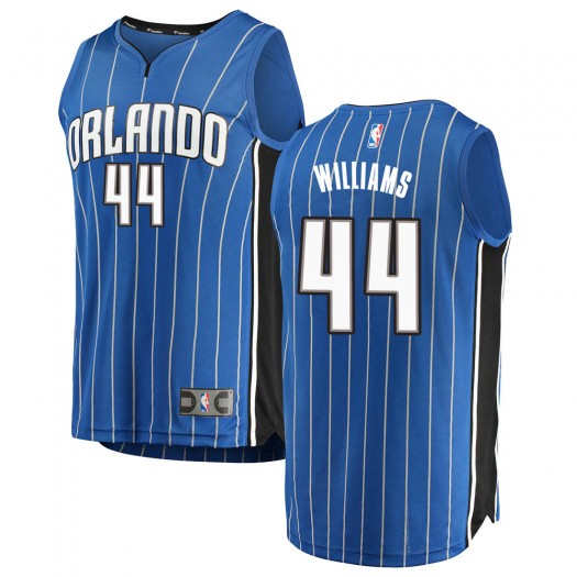 Youth Jason Williams Orlando Magic Fanatics Branded Swingman Blue Fast Break Jersey - Icon Edition