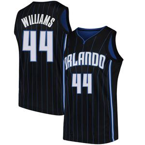 Youth Jason Williams Orlando Magic Nike Swingman Black Jersey - Statement Edition