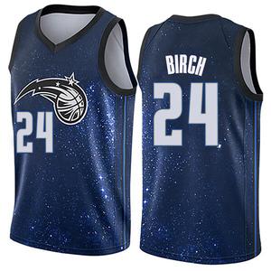 Youth Khem Birch Orlando Magic Nike Swingman Blue Jersey - City Edition