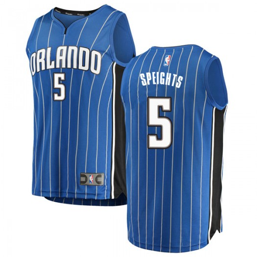 Youth Marreese Speights Orlando Magic Fanatics Branded Swingman Blue Fast Break Jersey - Icon Edition
