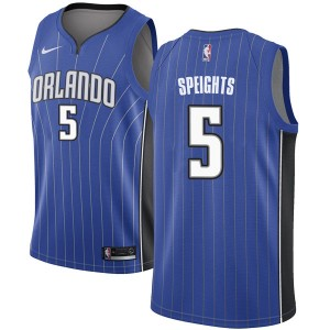 Youth Marreese Speights Orlando Magic Nike Swingman Royal Jersey - Icon Edition