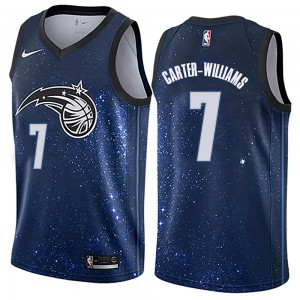 Youth Michael Carter-Williams Orlando Magic Nike Swingman Blue Jersey - City Edition