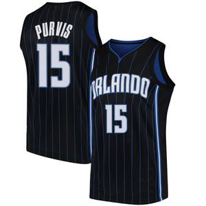 Youth Rodney Purvis Orlando Magic Nike Swingman Black Jersey - Statement Edition