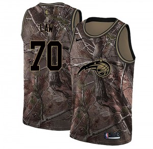 Youth Vic Law Orlando Magic Nike Swingman Camo Realtree Collection Jersey
